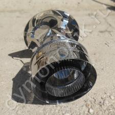 Производство оголовков 150x230 мм и комплектующих для дымоходов