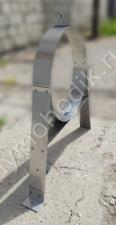 Купить крепеж для дымохода 130x210 мм, нерегулируемый стеновой кронштейн