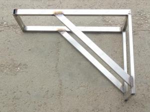 Стеновая консоль для дымоходов от 115 до 150 мм