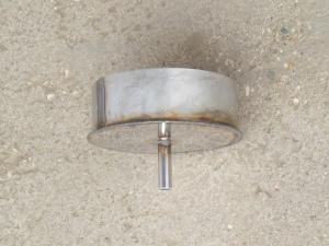 Купить конденсатоотвод 150 мм для дымохода