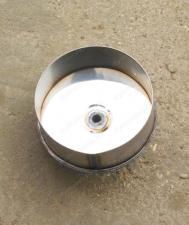 Производство конденсатоотводов 130 мм из нержавейки и комплектующих для дымоходов