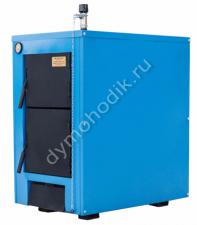 Пиролизный котел длительного горения Гейзер мощностью 10 кВт