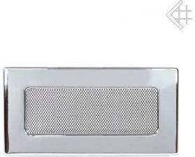 Вентиляционная решетка Kratki 11x24 Никелированная