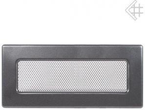 Вентиляционная решетка Kratki 11x32 Графитовая