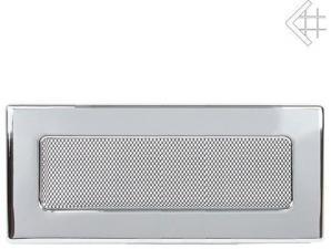 Вентиляционная решетка Kratki 11x32 Никелированная
