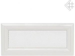Вентиляционная решетка Kratki 11x32 Оскар белая