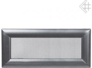 Вентиляционная решетка Kratki 11x32 Оскар графитовая