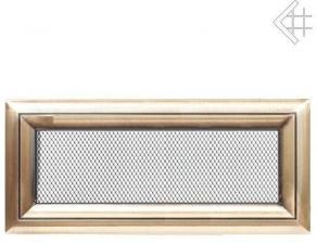 Вентиляционная решетка Kratki 11x32 Оскар латунь