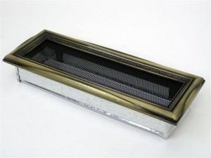 Вентиляционная решетка Kratki 11x32 Рустик