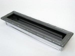 Вентиляционная решетка Kratki 11x42 Диана хром