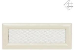 Вентиляционная решетка Kratki 11x42 Оскар бежевая