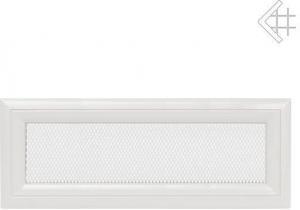 Вентиляционная решетка Kratki 11x42 Оскар белая