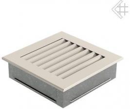 Вентиляционная решетка Kratki 17x17 FRESH бежевая