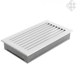 Вентиляционная решетка Kratki 17x30 FRESH белая
