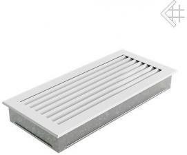 Вентиляционная решетка Kratki 17x37 FRESH белая