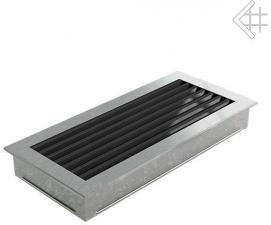 Вентиляционная решетка Kratki 17x37 FRESH стальная