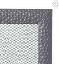 Вентиляционная решетка Kratki 17x37 Venus графитовая