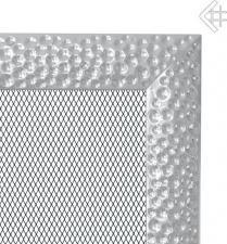 Вентиляционная решетка Kratki 17x37 Venus никелированная