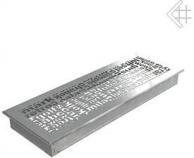 Вентиляционная решетка Kratki 17x49 ABC стальная