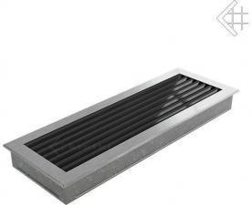 Вентиляционная решетка Kratki 17x49 FRESH стальная