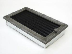 Вентиляционная решетка Kratki 17x30 Диана хром с жалюзи