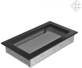 Вентиляционная решетка Kratki 17x30 Черная