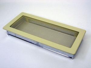 Вентиляционная решетка Kratki 17x37 Бежевая