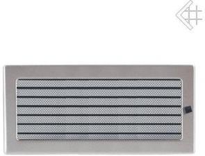 Вентиляционная решетка Kratki 17x37 Стальная с жалюзи