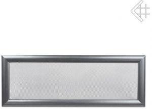Вентиляционная решетка Kratki 17x49 Оскар графитовая