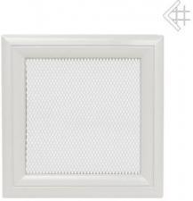 Вентиляционная решетка Kratki 22x22 Оскар белая