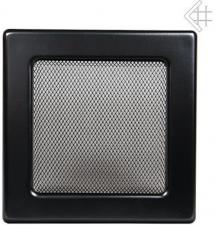 Вентиляционная решетка Kratki 22x22 Черная