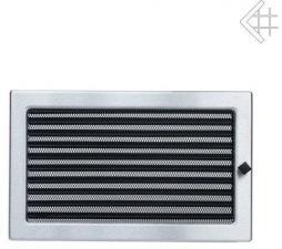 Вентиляционная решетка Kratki 22x30 Стальная с жалюзи