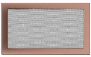 Вентиляционная решетка Kratki 22x37 Гальваника под медь
