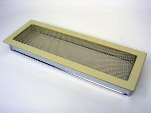 Вентиляционная решетка Kratki 22x45 Бежевая