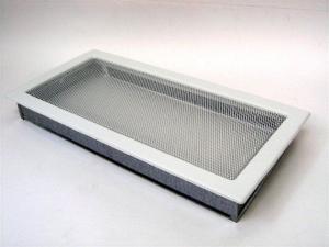 Вентиляционная решетка Kratki 22x45 Белая