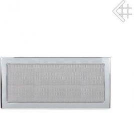Вентиляционная решетка Kratki 22x45 Никелированная