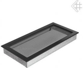 Вентиляционная решетка Kratki 22x45 Черная