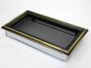 Вентиляционная решетка Kratki 17x30 Рустик
