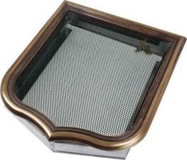 Вентиляционная решетка Kratki Герб 28x33