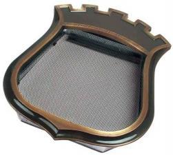 Вентиляционная решетка Kratki Герб с короной 28x33