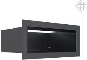 Вентиляционная решетка Kratki Люфт графитовая 9x20