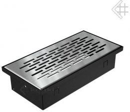 Вентиляционная решетка Kratki НАПОЛЬНАЯ стальная 9x20
