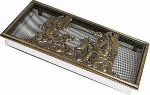 Вентиляционная решетка Kratki Оxотник 44x22