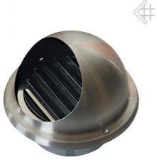 Вентиляционная решетка Kratki допуска воздуxа наружная д.150