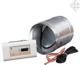 Блок управления подачей воздуха и насосом, d-150мм