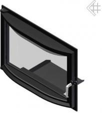 Дверца в сборе для топок Oliwia/Wiktor (панорама)