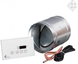Сенсорный блок управления подачей воздуха и насосом, d-125мм