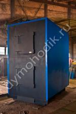 Пиролизный котел Гейзер 150 кВт