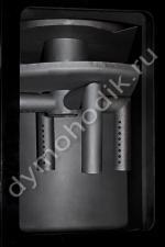 Телескопическая труба с распределителем воздуха
