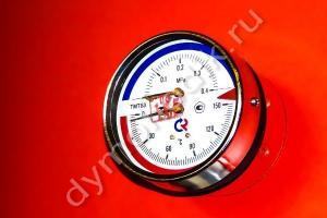 Термоманометр котла Медведь КВр-40